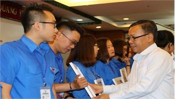 Khai mạc Liên hoan báo cáo viên toàn quốc lần thứ II năm 2019
