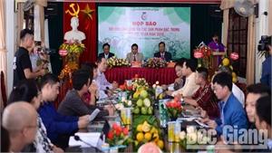 Hội chợ cam, bưởi và các sản phẩm đặc trưng huyện Lục Ngạn sẽ diễn ra từ ngày 29-11 đến hết 1-12