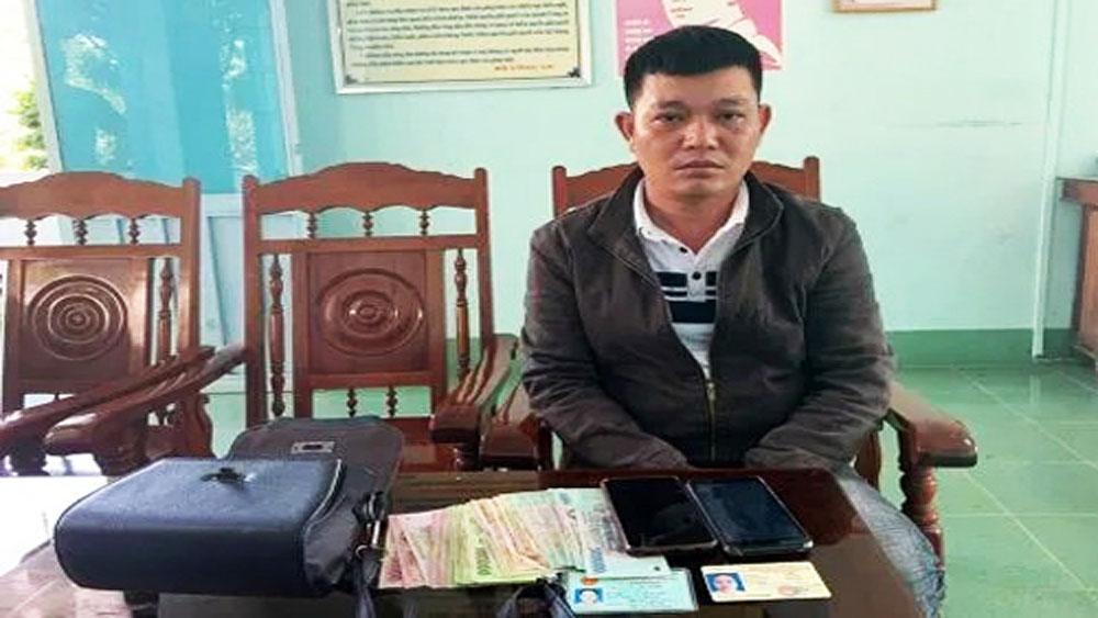 Trộm tiền, bệnh nhân, Trịnh Huy Hoàng, Bệnh viện Đa khoa Kon Tum