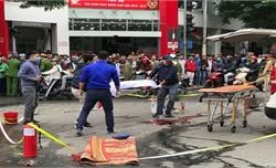 Người nhà chưa thể nhận dạng cô gái tử vong do xe Mercedes tông vì khuôn mặt biến dạng