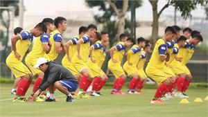 U22 Việt Nam cùng di chuyển với ĐT nữ Việt Nam dự SEA Games 30