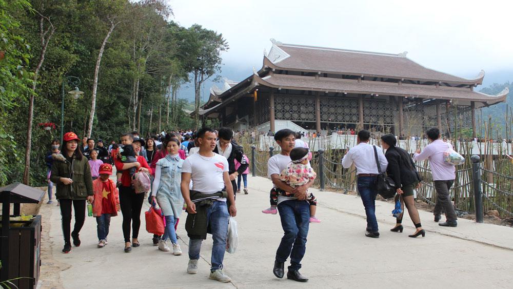 Khu Du lịch tâm linh - sinh thái Tây Yên Tử (Sơn Động) -điểm tham quan hấp dẫn.