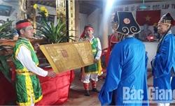 Di tích thờ đức thánh Dương Tự Minh vùng thượng nguồn sông Cầu