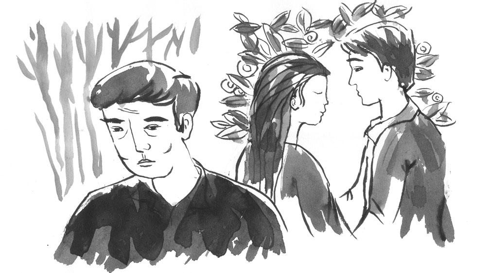 cô giáo cù, hạnh phúc muộn, Bắc Giang, Ngày nhà giáo