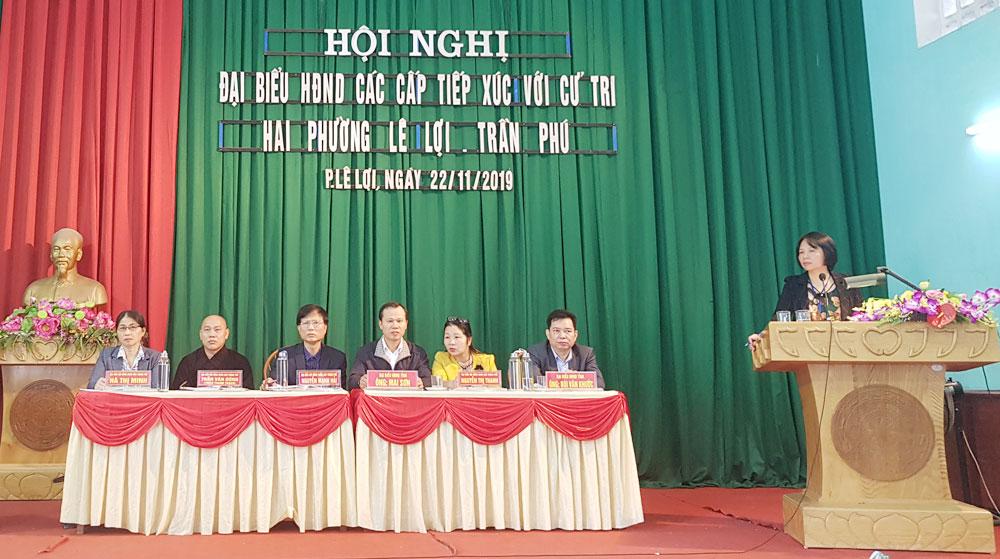 Đại biểu HĐND, TP Bắc Giang, Bắc Giang