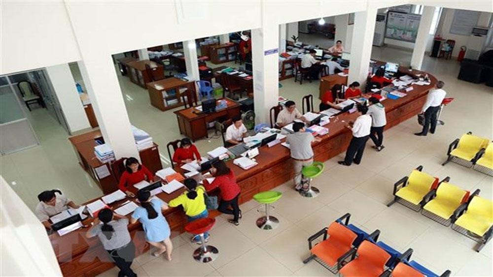 Phó Thủ tướng Vương Đình Huệ, Tinh giản biên chế, cắt giảm lao động, bớt sự phụ thuộc , ngân sách nhà nước