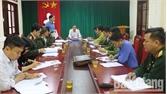 Kiểm tra công tác bảo vệ và phòng cháy, chữa cháy rừng tại Lục Nam