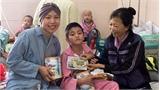Bệnh nhân ung thư Trần Kim Oanh: Cho đi là còn mãi