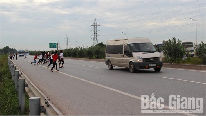 Kế hoạch tổ chức thi công nhịp dầm cầu vượt quốc lộ 1, quốc lộ 37