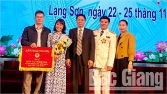Bắc Giang có 2 thí sinh tham dự Hội thi Báo cáo viên giỏi Khu vực I năm 2019
