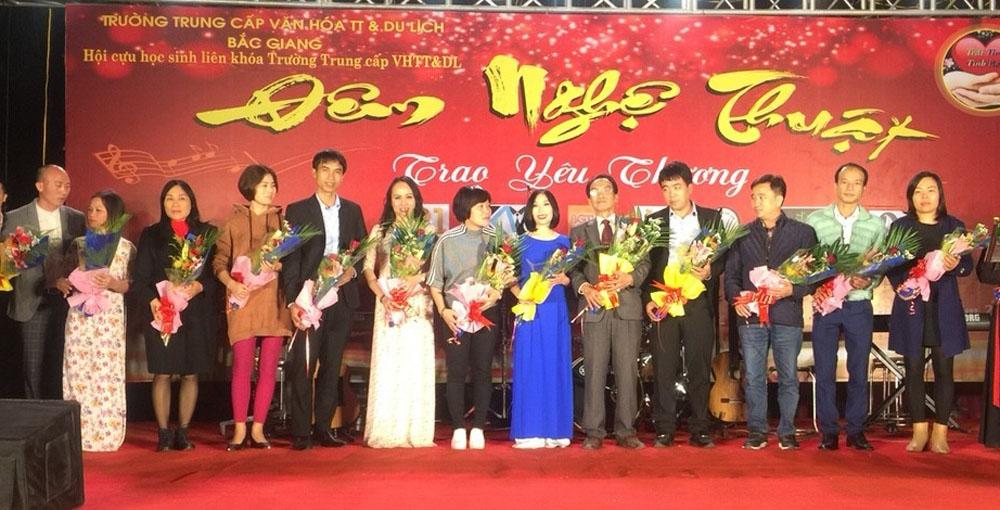Trường Trung cấp Văn hóa, Thể thao và Du lịch Bắc Giang, tỉnh Bắc Giang, dã hương, Tiên Lục