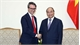 PM Nguyen Xuan Phuc receives EU delegation head