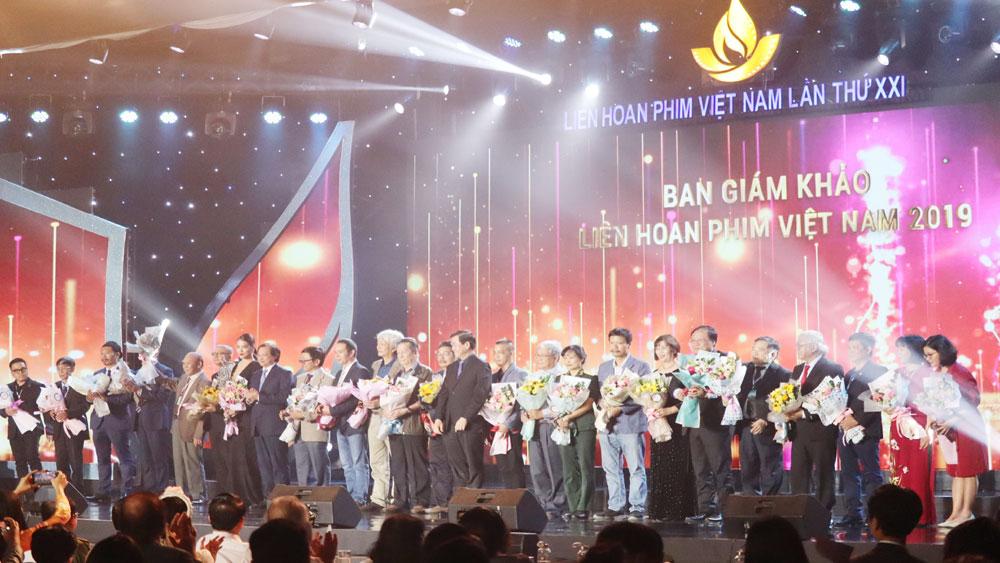 Khai mạc Liên hoan Phim Việt Nam lần thứ XXI, Tôn vinh, tác phẩm, bản sắc dân tộc, giàu tính nhân văn