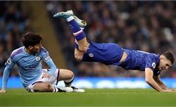 Man City thắng ngược Chelsea
