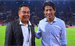 Thái Lan muốn gia hạn hợp đồng với Nishino