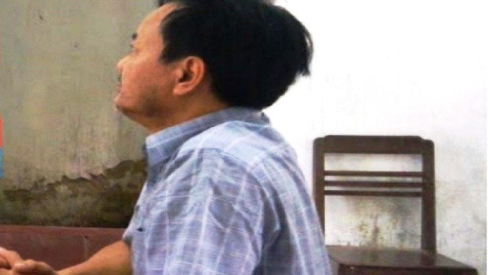 Vũ Văn Nhận, Khởi tố, trưởng phòng bảo hiểm, vòi tiền, gia đình ngư dân tử nạn, Phòng giao dịch Bảo hiểm Pjico Chi nhánh huyện Quỳnh Lưu