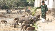 Ngành hậu cần Bộ CHQS tỉnh Bắc Giang: Chú trọng chăm lo đời sống bộ đội