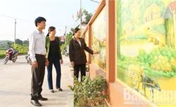 Xây dựng gia đình văn hóa ở An Thượng (Yên Thế): Cán bộ làm gương