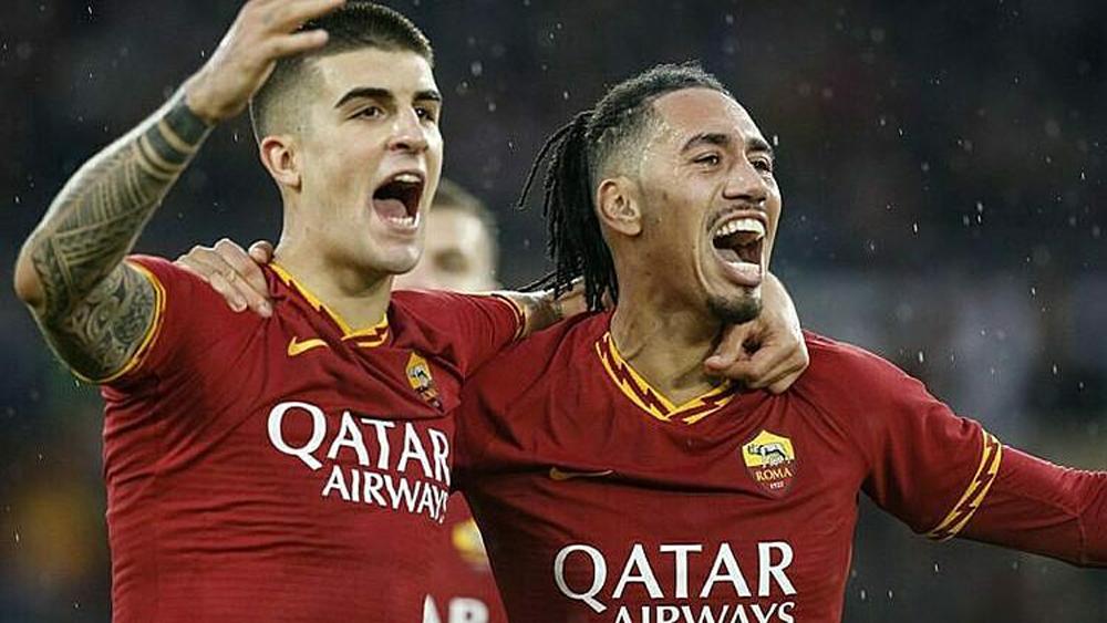 Smalling chói sáng trong chiến thắng của Roma