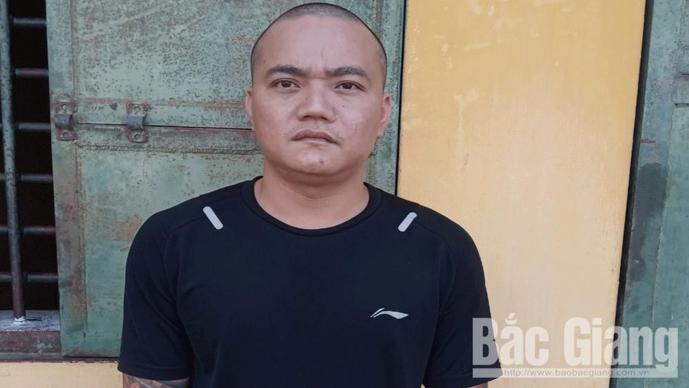 cưỡng đoạt tài sản; khu công nghiệp; Công an huyện Việt Yên