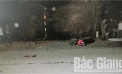 Sơn Động: Ba người thương vong do tai nạn giao thông