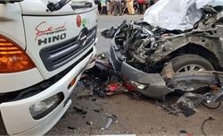 Lâm Đồng: Người say rượu, lái xe gây tai nạn chết người là Trung tá, Ban Chỉ huy Quân sự TP Bảo Lộc
