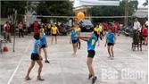 Giải vô địch bóng chuyền hơi huyện Việt Yên