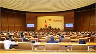 Thông qua Luật sửa đổi, bổ sung một số điều của Luật Cán bộ, công chức và Luật Viên chức