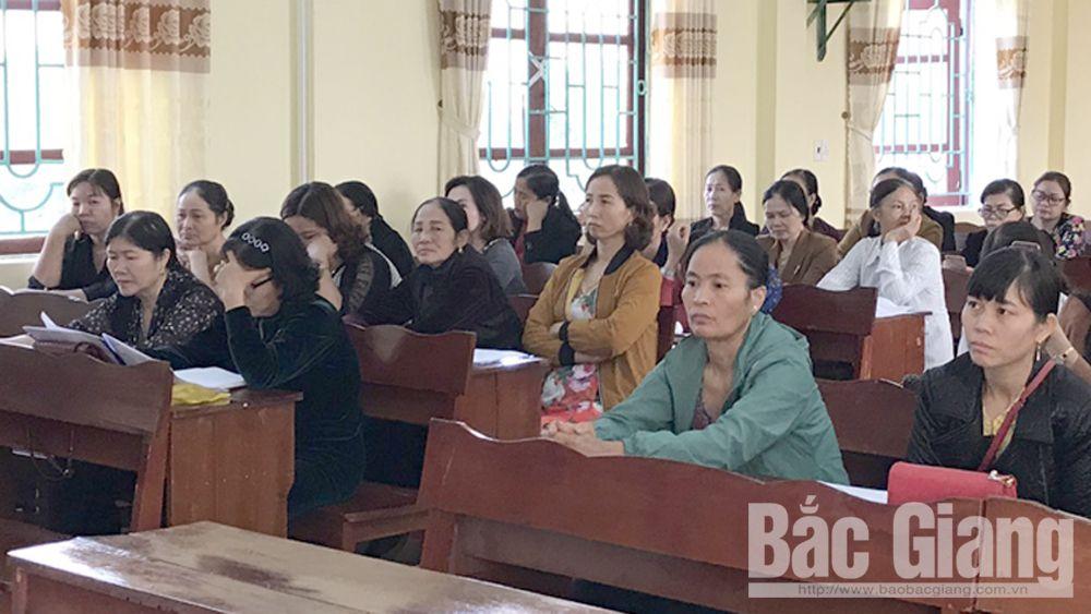Bồi dưỡng kiến thức khởi sự hợp tác xã cho phụ nữ