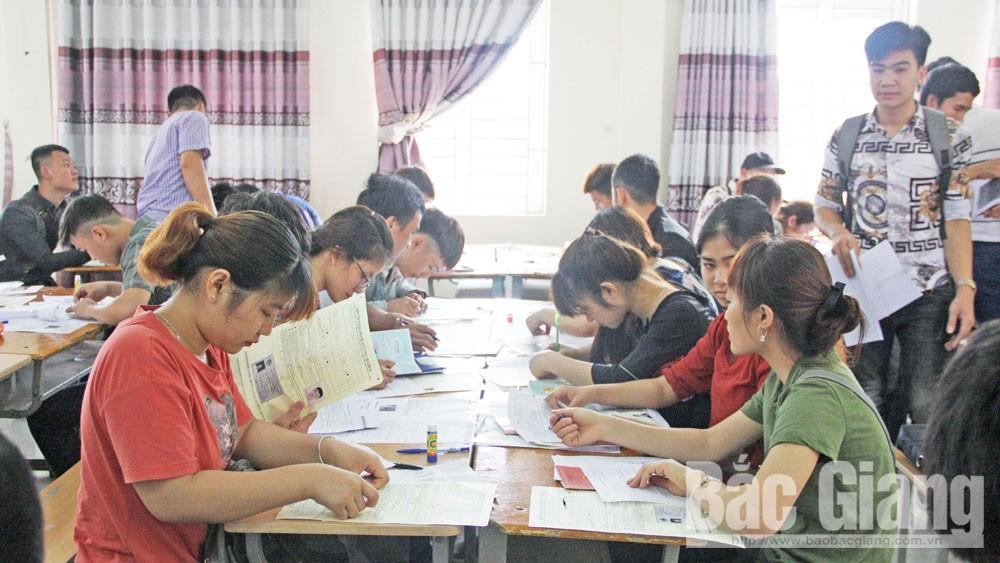 Bắc Giang, xuất khẩu lao động, quản lý nhà nước