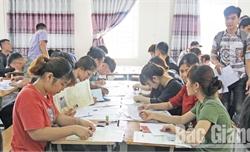 Bắc Giang quản lý xuất khẩu lao động: Chặt chẽ, đồng bộ