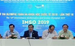 Hà Nội đăng cai tổ chức cuộc thi Olympic Toán học quốc tế 2019
