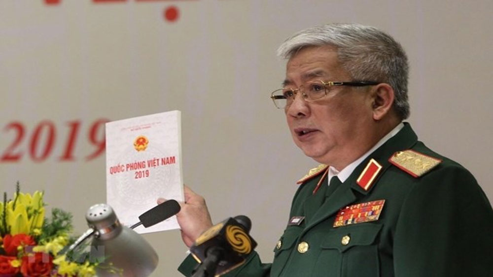 Vietnam launches white paper on national defence