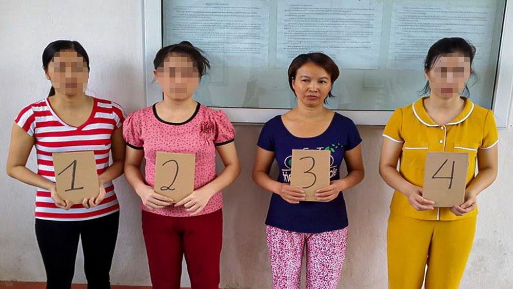 Mẹ nữ sinh giao gà ở Điện Biên , hầu tòa, tội buôn ma túy, nữ sinh Cao Mỹ Duyên, bà Trần Thị Hiền