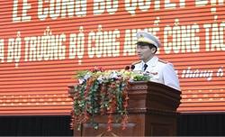 Đại tá Vũ Hồng Văn được bổ nhiệm làm Giám đốc Công an tỉnh Đồng Nai