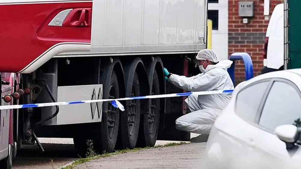 Vụ 39 người tử vong tại Anh, Thi thể, các nạn nhân, Việt Nam