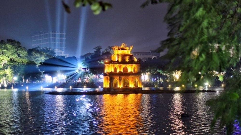 Tet 2020 fireworks, light up skies, Hanoi authorities, 15-minute firework, Lunar New Year festival, high altitudes