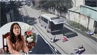 Đại diện nhà trường nói gì về vụ xe cua gấp, 3 học sinh rơi xuống đường?