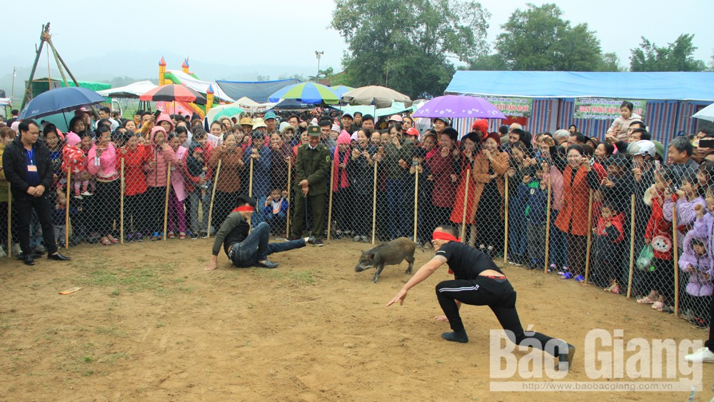 2020 Xuan Lung – Thac Nga festival, Bac Giang province, Yen The district, attractive activities, unique activities, Ban Ven community tourism site
