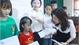 Accompany impoverished children to school
