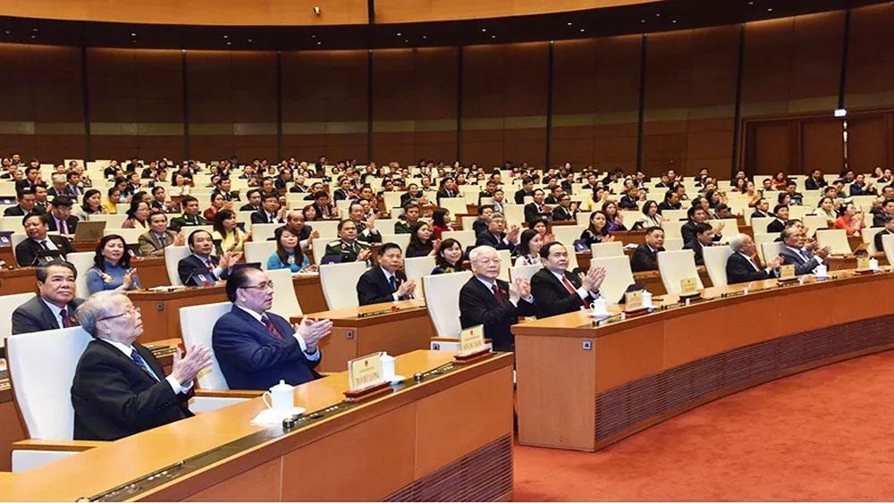 Bế mạc kỳ họp thứ 8, Quốc hội khóa XIV