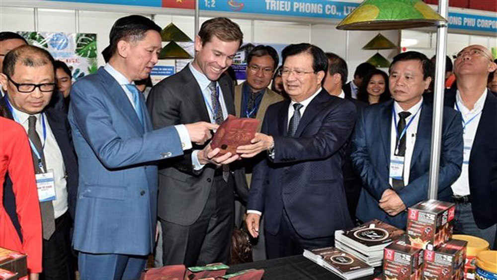 Vietnamese goods, Australia, Vietnamese products, opening ceremony, strategic partnership, new economic cooperation opportunities