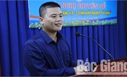 Thanh niên sinh viên và cơ hội khởi nghiệp từ làng
