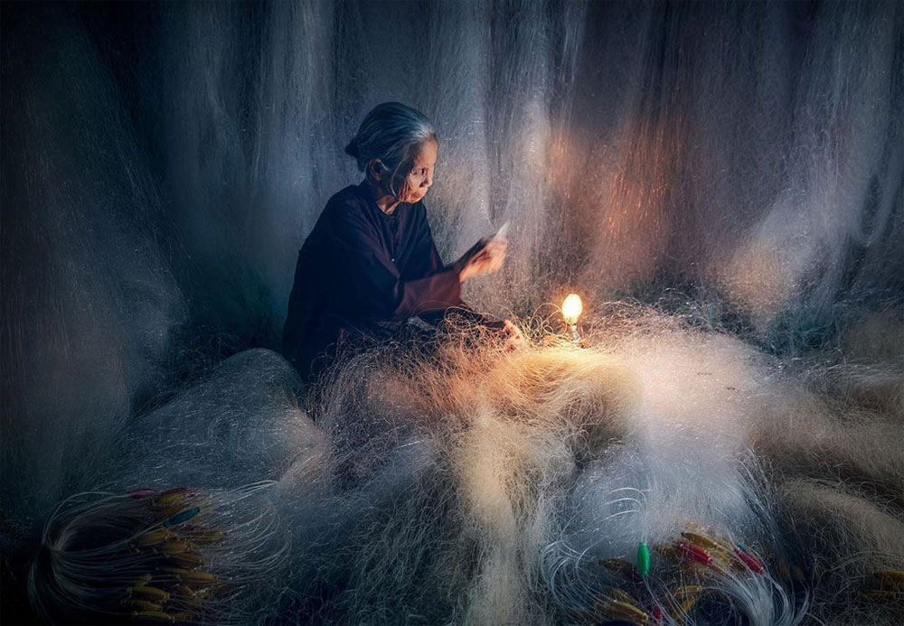 Vietnamese photographers, NatGeo page turners, global profile, Instagram account