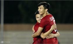 Clip: Quang Hải lập công nâng tỷ số lên 6-1 cho đội tuyển Việt Nam