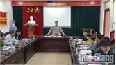 Ban Pháp chế HĐND tỉnh Bắc Giang thẩm tra một số báo cáo, dự thảo nghị quyết