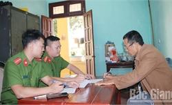 Công an huyện Lạng Giang: Nhiều giải pháp bảo đảm ANTT