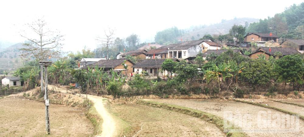 Bắc Giang, Lạng Sơn, Bắc Hoa, Tân Sơn, huyện Lục Ngạn, Sloong hao, phát triển du lịch,  quê đẹp, người hiền