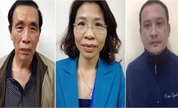 Liên quan vụ Nhật Cường, khởi tố nguyên Phó Giám đốc Sở Kế hoạch và Đầu tư TP Hà Nội