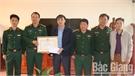 Lục Nam khen thưởng đột xuất các đơn vị tham gia chữa cháy rừng
